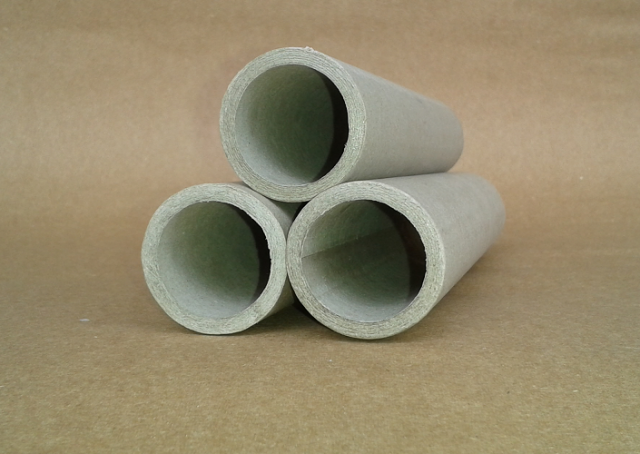 "Pyro Tubes ""Ghost 5"",cardbord,paper tubes,parallel, 24mm x 34mm x 250mm"