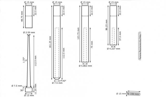 rocket tool 15 Mm